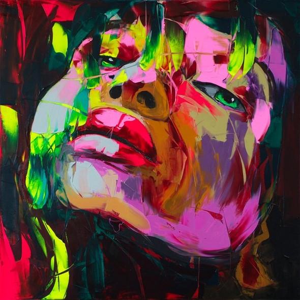 Художник Francoise Nielly. Изображение № 9.