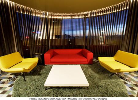Hotel Puerta America Madrid. Изображение № 20.