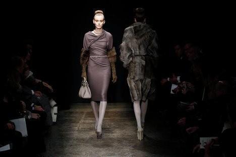 Изображение 6. Неделя Моды в Нью-Йорке. New York Fashion Week.. Изображение № 2.