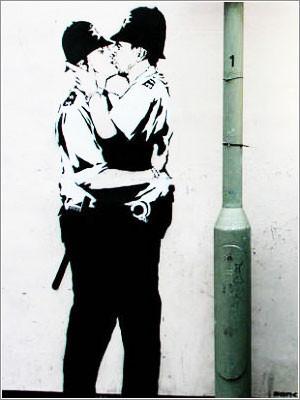 Изображение 1. Бэнкси снял фильм про уличное искусство.. Изображение № 1.