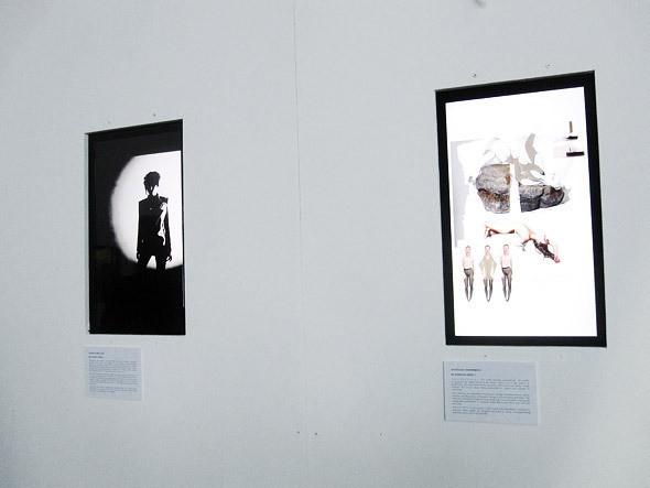 Изображение 6. Выставка: Итоговая выставка студентов Британки.. Изображение № 6.