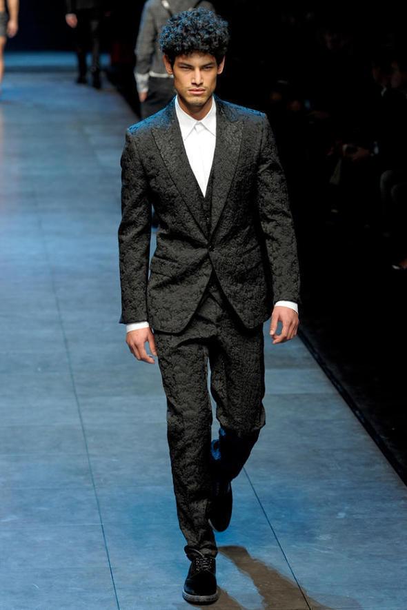 Изображение 12. Milan Fashion Week. Часть 1.. Изображение № 12.