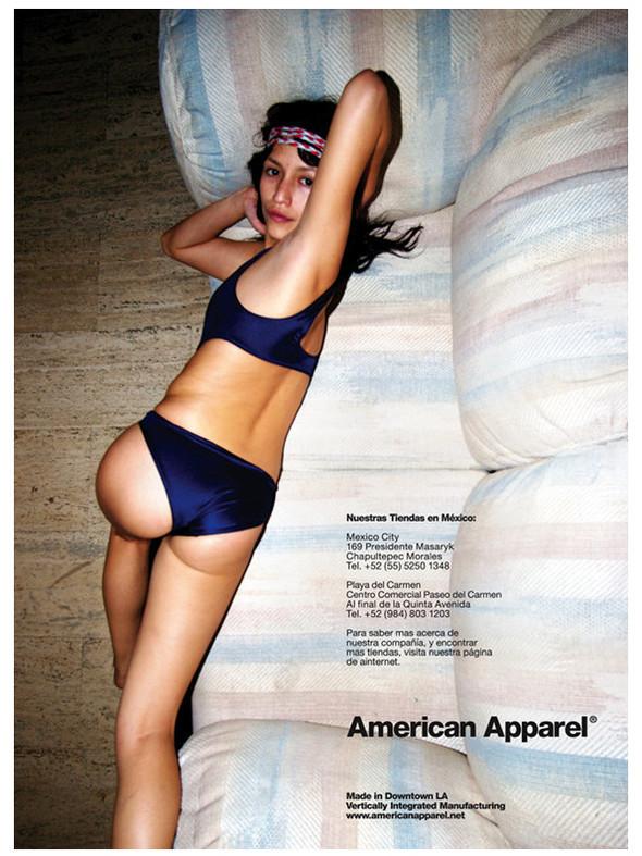 American Apparel вРоссии. Изображение № 9.