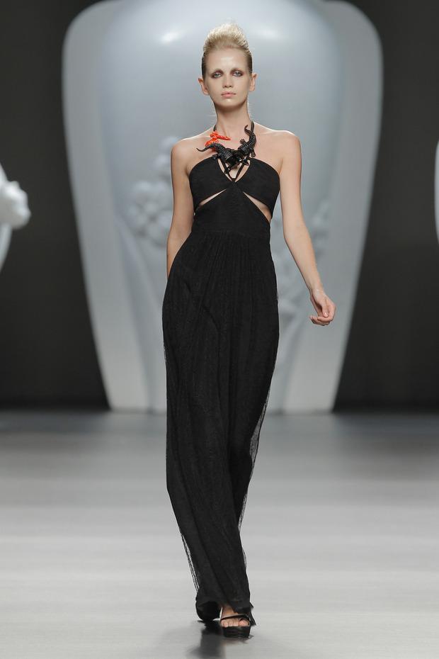 Madrid Fashion Week SS 2013: ANA LOCKING . Изображение № 26.