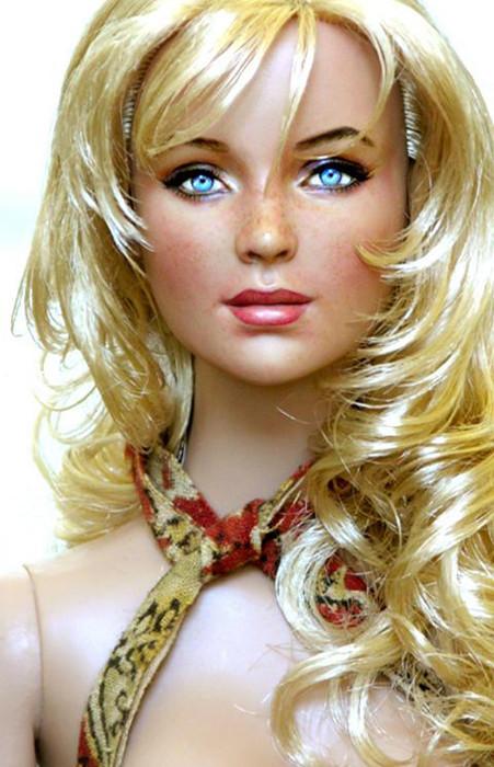 Куклы - селибрити Ноэля Круза. Изображение № 13.