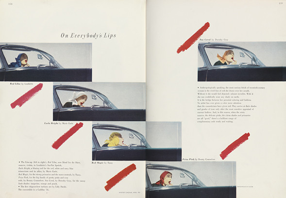 Выставка: «Бродович: От Дягилева до Harper's Bazaar». Изображение № 16.