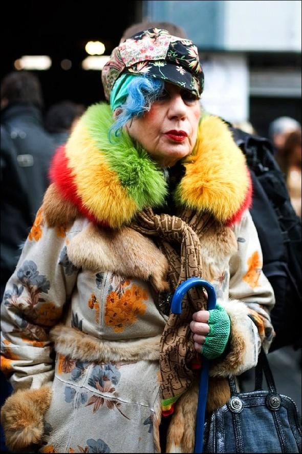 Анна Пьяджи. Модный гардероб. Изображение № 1.