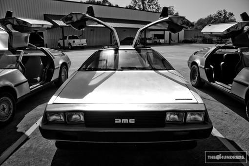 DeLorean. Автомобиль-легенда. Часть 1. Изображение № 4.