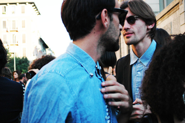 Milan Fashion Week! People!. Изображение № 12.