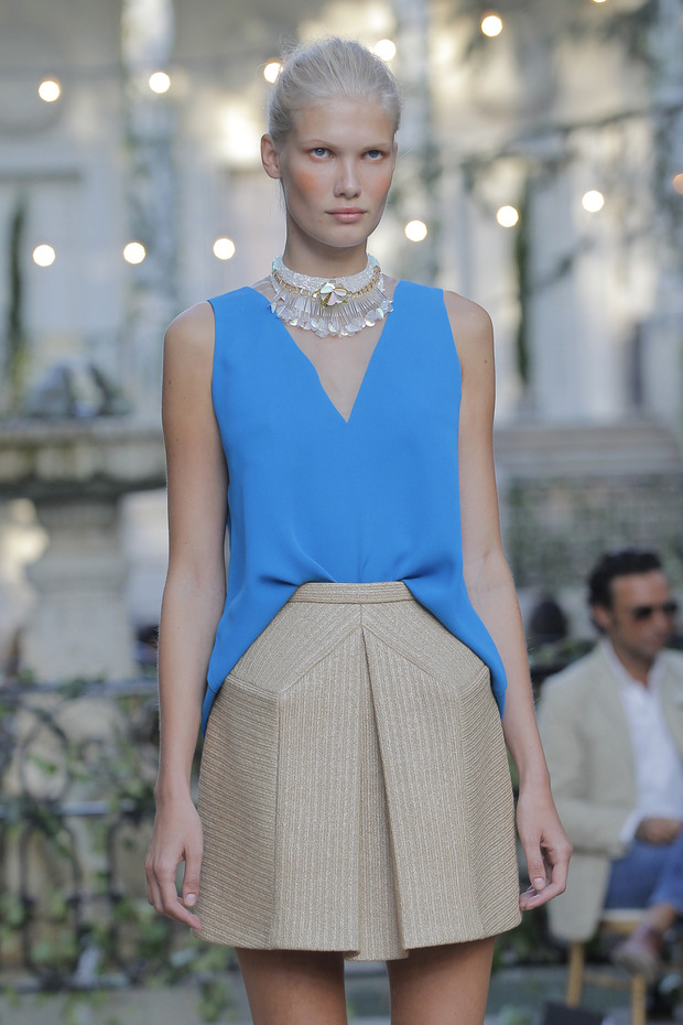 Madrid Fashion Week SS 2013: DELPOZO . Изображение № 19.