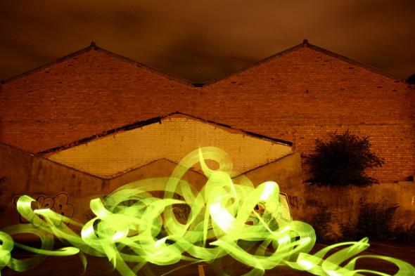 Да будет свет: 7 мастеров по световым граффити. Изображение № 60.
