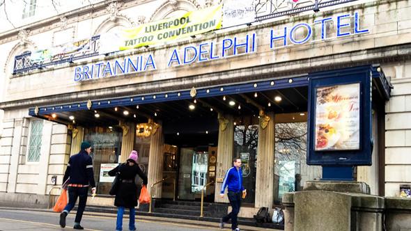 Adelphi Hotel. Изображение № 11.