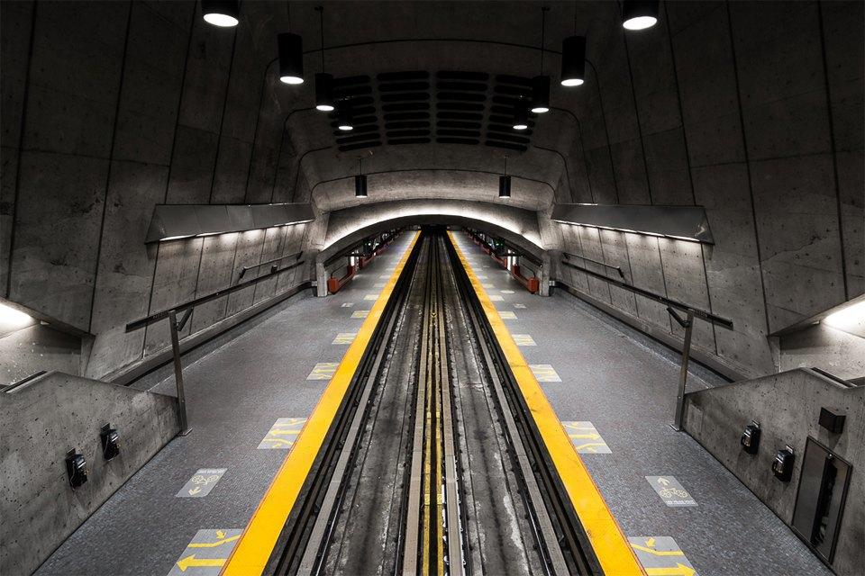 Фото: незаметная красота монреальского метро. Изображение № 17.