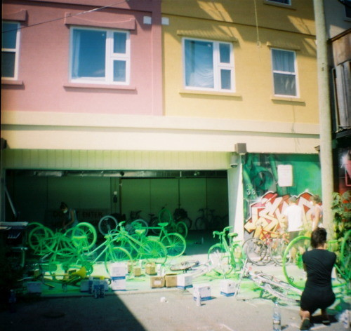 Good Bike Project: велосипед как искусство. Изображение № 17.