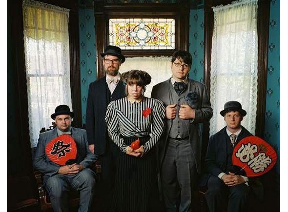The Decemberists: The Rake's Song. Изображение № 1.
