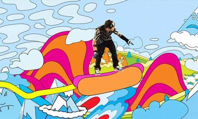 DANNY KASS inNike SnowboardingAd. Изображение № 6.