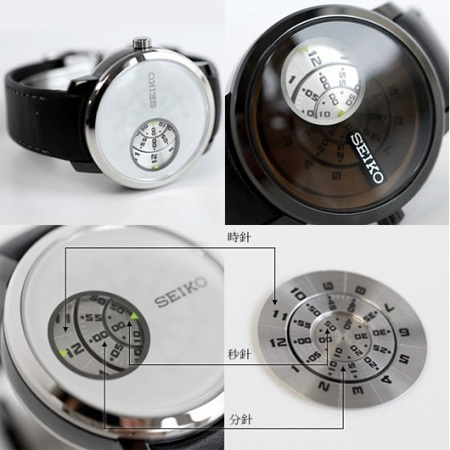 Дизайн часов. Изображение № 6.