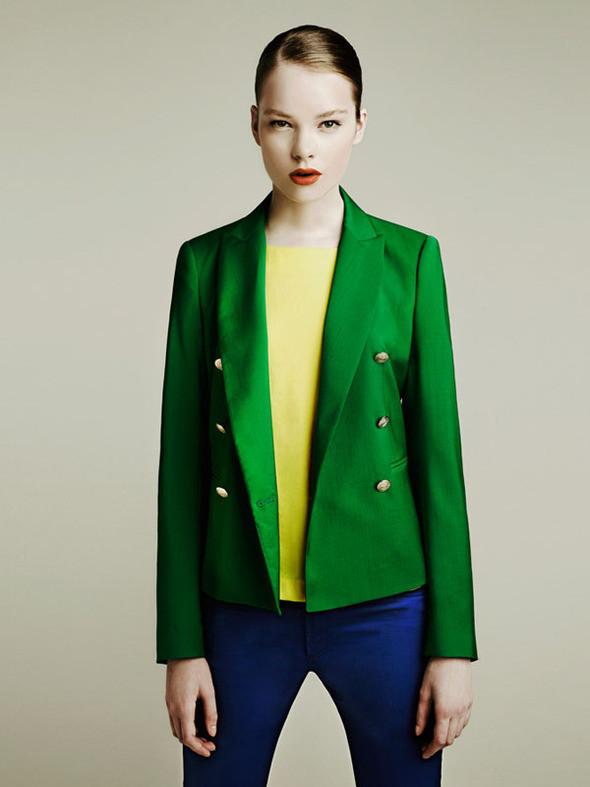 Изображение 1. Лукбук: Zara April 2011.. Изображение № 1.