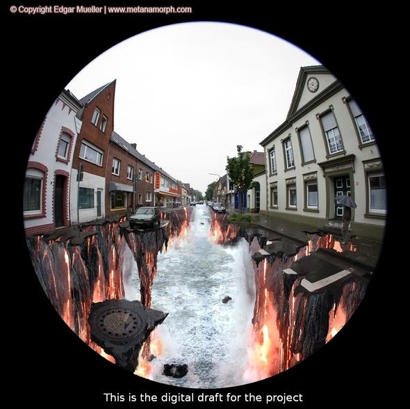 Сенсация: тектонический разлом наулицах города!. Изображение № 8.