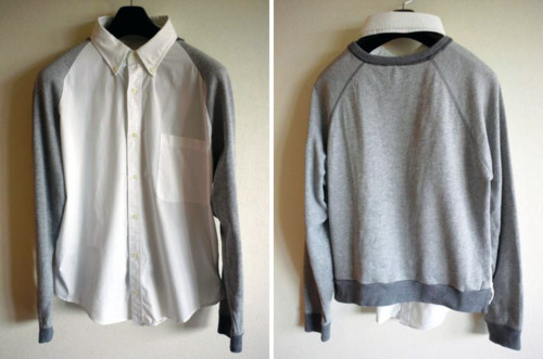 3000 идей переделки одежды из старой в стильную. Изображение № 43.
