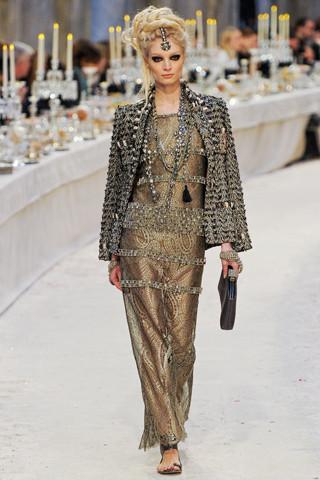 Chanel показали пре-осеннюю коллекцию. Изображение № 45.