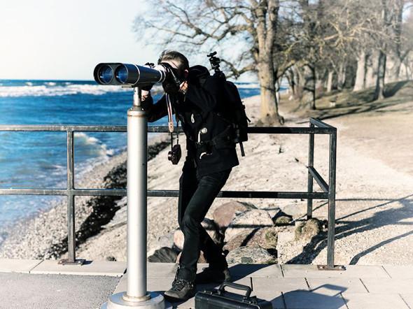 Юэль на берегу Балтийского моря в Висбю. Изображение № 22.