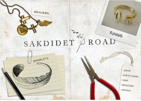 Sakdidet Road: тайские украшения с датским акцентом. Изображение № 41.