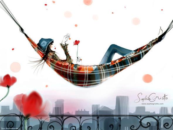 Иллюстрации Sophie Griotto. Изображение № 7.