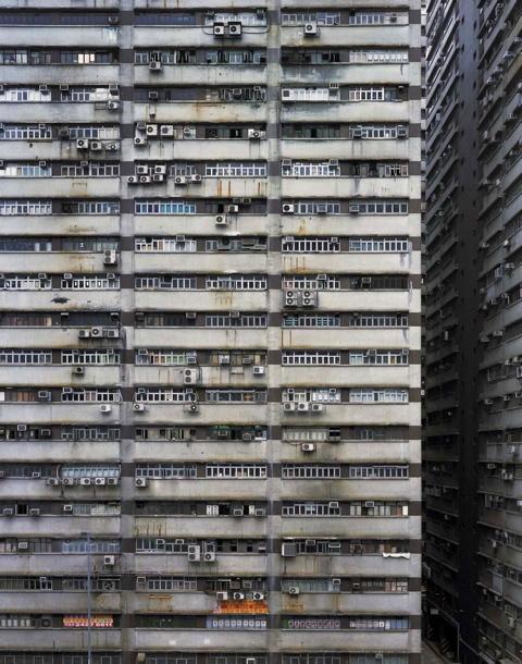 MIchael Wolf- бесконечные окна Гонконга. Изображение № 22.