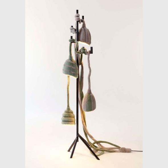 ТОП-5 самых необычных светильников. Изображение № 4.