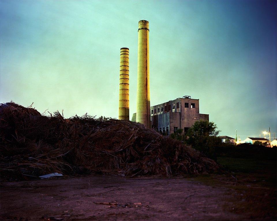 Фабрики из хоррора: ночная индустриальная фотография. Изображение № 16.