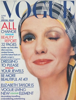 История глазами обложки Vogue (Британия). Изображение № 43.