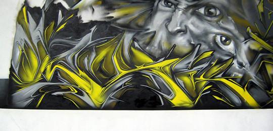 Интервью с граффити райтерами: Morik1. Изображение № 10.