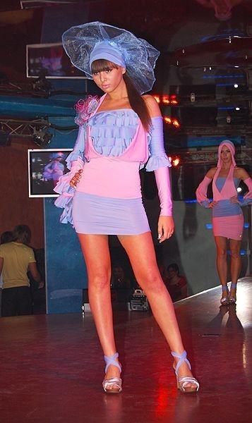 """1й шоу-конкурс дизайнеров-модельеров Cadmea Victoria"""". Изображение № 5."""