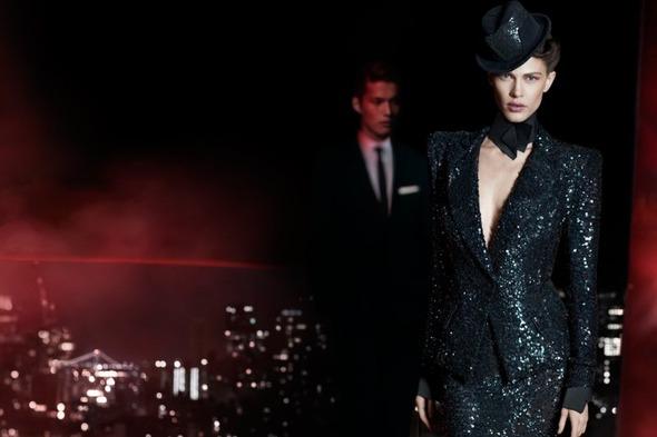 Новые кампании: Donna Karan, H&M, Mauro Grifoni, Stella McCartney, Sonya Rykiel. Изображение №19.