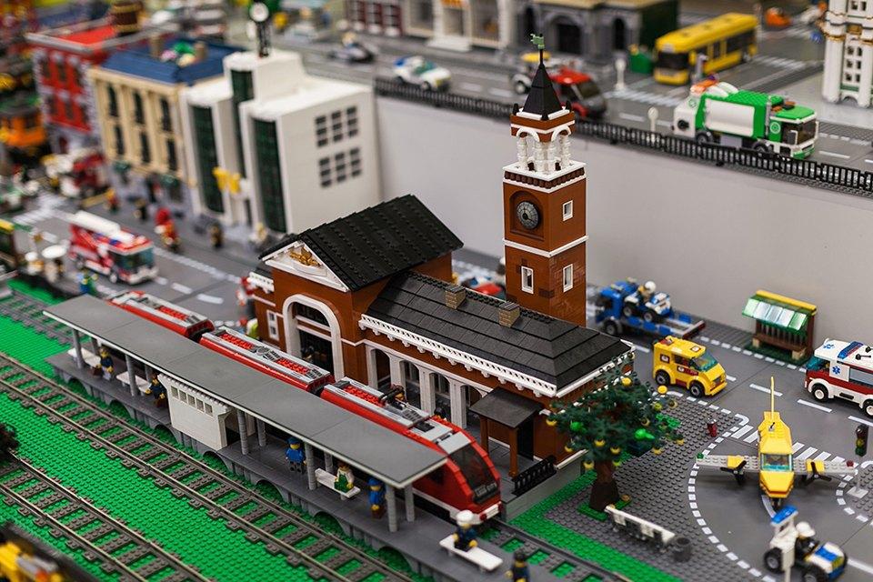 Как выглядит первый музей LEGO в Санкт-Петербурге. Изображение № 5.
