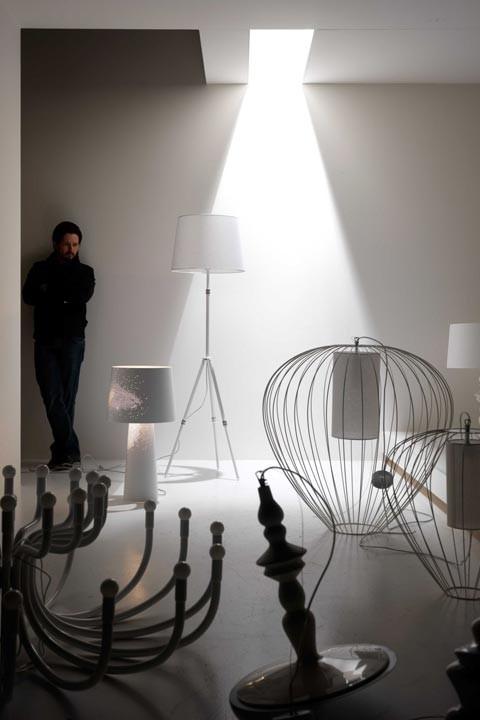 Лампы на Миланской Неделе Дизайна 2010. Изображение № 12.