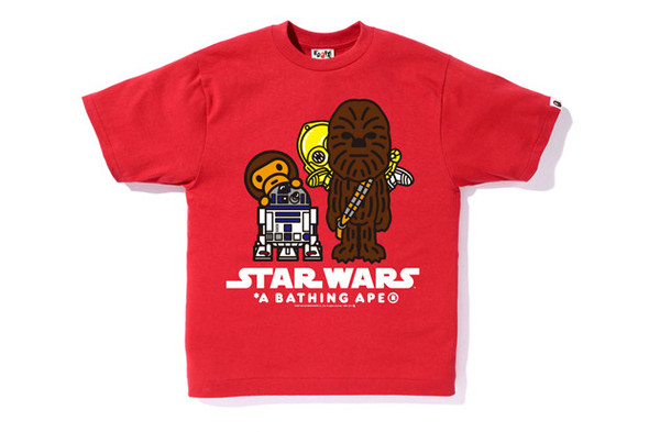 A BATHING APE X STAR WARS 2012. Изображение № 3.