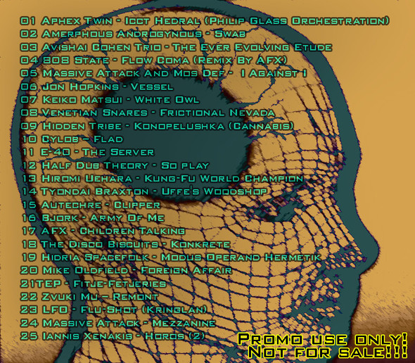 Brainstuff1 - mixed by Miron. Изображение № 2.