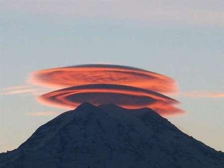 Лентикулярные облака. Изображение № 1.