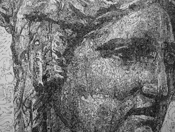 Изображение 10. Невероятный мир картин SAGAKI KEITA.. Изображение № 9.