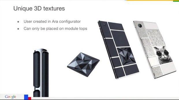 Google показал дизайн модульных смартфонов Ara. Изображение № 3.