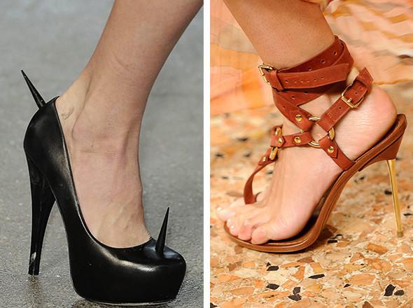 Walking in my shoes: 10 тенденций обуви весны-лета 2011. Изображение № 38.
