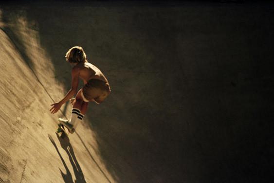 Hugh Holland. Скейтборд-хроники 70-х. Изображение № 23.