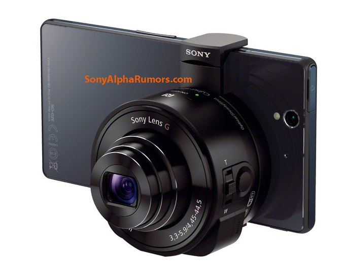 Sony представила профессиональный объектив для смартфонов. Изображение № 1.