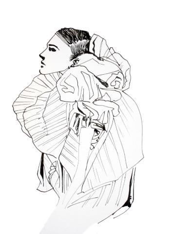 Рисунки Агнес Болмгрен. Изображение № 5.