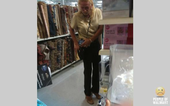 Покупатели Walmart илисмех дослез!. Изображение № 43.