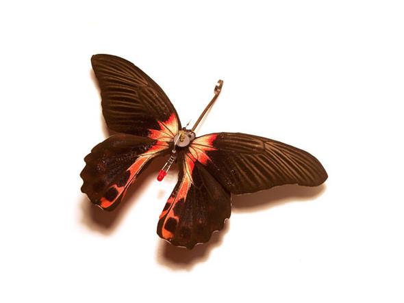 Стимпанк насекомые от Mike Libby. Изображение № 8.