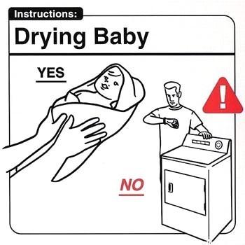 Инструкция поэксплуатации младенца. Изображение № 18.
