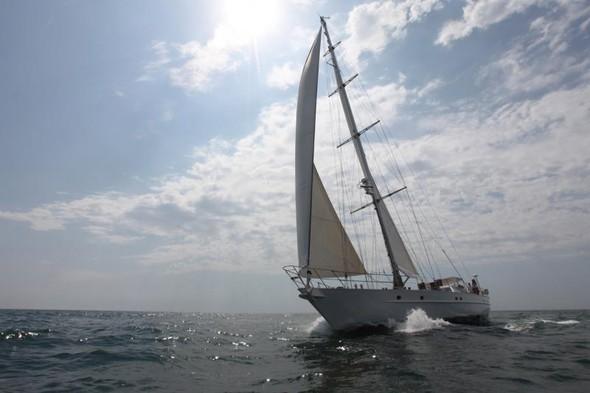 Трижды вокруг света: полярная экспедиция яхты «Scorpius». Изображение № 1.